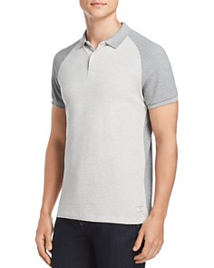 Scotch & Soda Mix Match Regular Fit Polo - Bloomingdale's_0