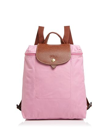 Handbags.   Longchamp - Le Pliage Nylon Backpack 8f01c951eb413