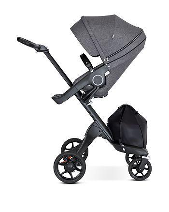 Stokke - Xplory® V6 Black Chassis Stroller