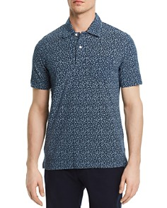 Brooks Brothers Mini Floral Slim Fit Polo Shirt - Bloomingdale's_0