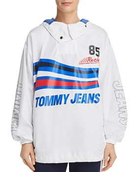 Tommy Jeans - Racing Logo Anorak