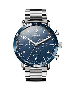 Shinola Canfield Sport Chronograph Watch, 45mm-Men