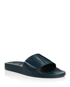 Jimmy Choo - Men's Rey Rubber Sandals