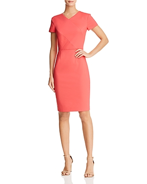French Connection Glass Sheath Dress