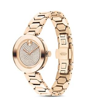 Movado BOLD - T-Bar Watch, 32mm
