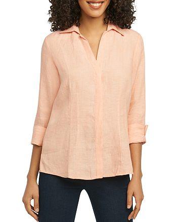Foxcroft - Three-Quarter-Sleeve Shirt