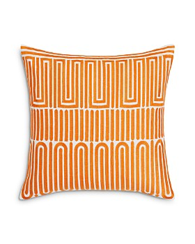 "Trina Turk - Racket Club Geo Decorative Pillow, 18"" x 18"""