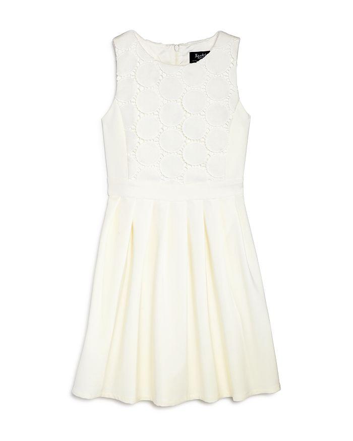 Bardot Junior - Girls' Geometric Lace Miami Dress - Big Kid