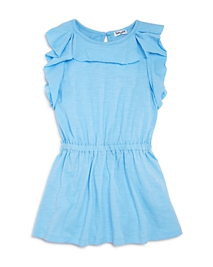 Splendid Girls Flounce Shirt Dress  Little Kid