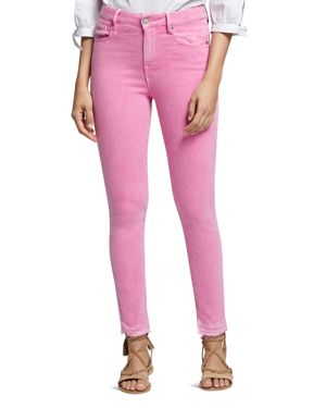 Sanctuary Robbie High-Rise Skinny Jeans in Washed Wild Cherry 2967117