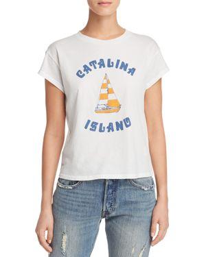 MICHELLE BY COMUNE CATALINA GRAPHIC TEE