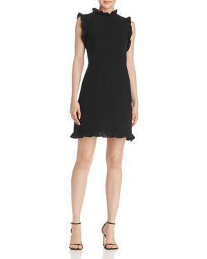 JILL JILL STUART Open-Back Cocktail Dress in Black