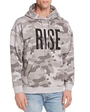 6397 Rise Camouflage Hoodie