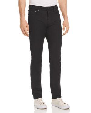 S.M.N STUDIO Hunter Standard Slim Fit Jeans In Black