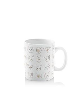 Fringe - Doodle Cat Mug
