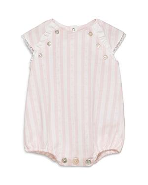 Tartine et Chocolat Girls Striped Bubble Bodysuit  Baby