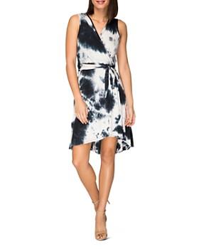 B Collection by Bobeau - Rowan Sleeveless Tie-Dye Dress