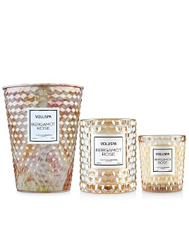 Voluspa - Bergamot Rose Collection