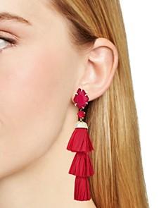 Kendra Scott - Denise Tiered Tassel Drop Earrings