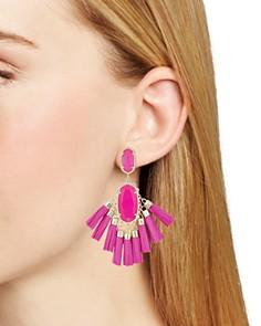 Kendra Scott - Kristen Tassel Drop Earrings