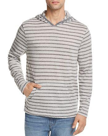 ALTERNATIVE - Marathon Striped Pullover Hoodie