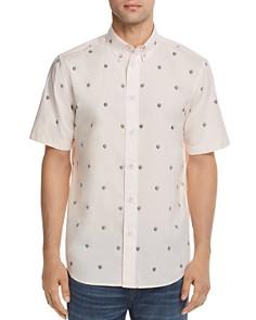 rag & bone - Smith Patterned Regular Fit Button-Down Shirt