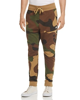 G-STAR RAW - 5621 3D Camouflage Jogger Sweatpants