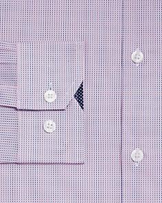WRK - Micro Stripes Slim Fit Dress Shirt