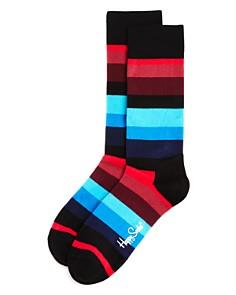 Happy Socks Striped Socks - Bloomingdale's_0