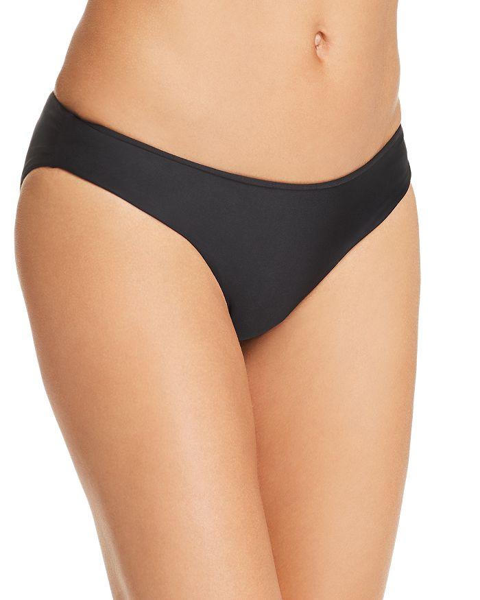 b406b45a7e34b PilyQ Basic Ruched Bikini Bottom | Bloomingdale's