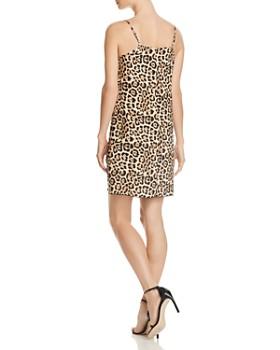 ATM Anthony Thomas Melillo - Leopard Silk Slip Dress
