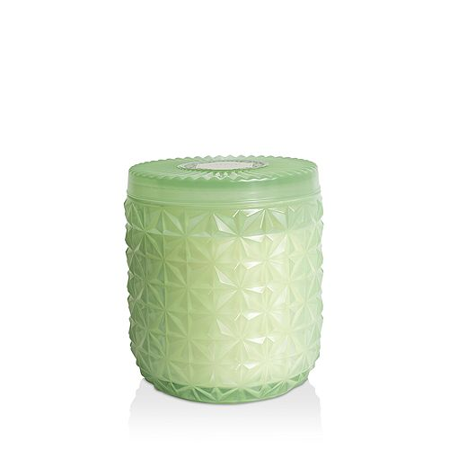 Capri Blue - Volcano Jumbo Gilded Faceted Jar Candle