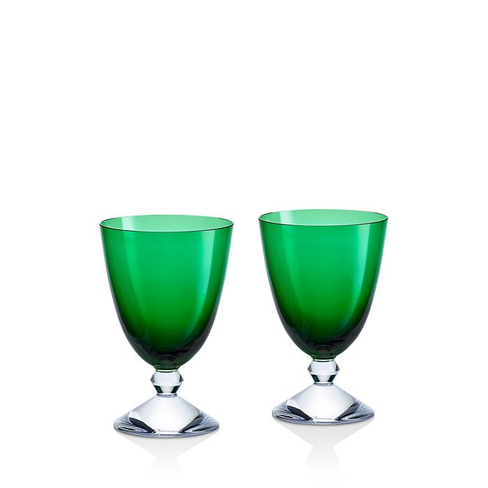 Baccarat - Vega Water Glass, Set of 2