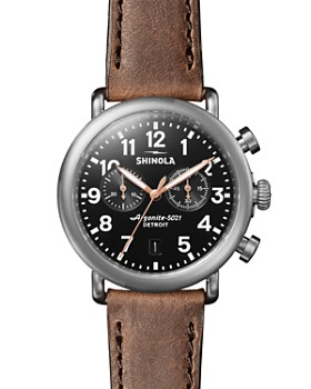Shinola - Runwell Chronograph Watch, 41mm