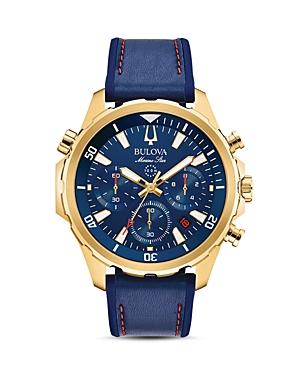 Bulova Marine Star Watch, 42mm