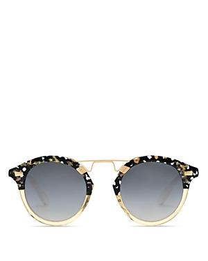 Women's 24K Round Sunglasses