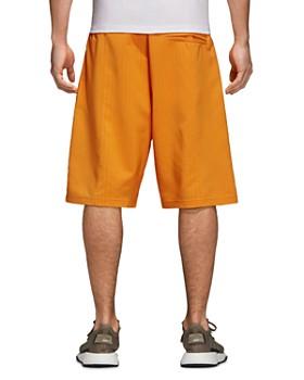 adidas Originals - Pinstripe Pintuck Shorts
