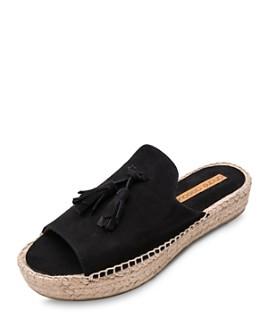 Andre Assous - Women's Cameron Suede Espadrille Platform Sandals