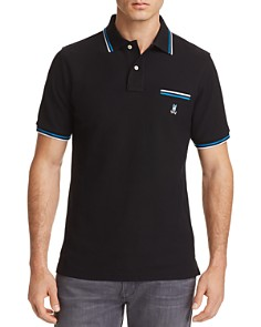 Psycho Bunny Binfield Tipped Polo Shirt - Bloomingdale's_0
