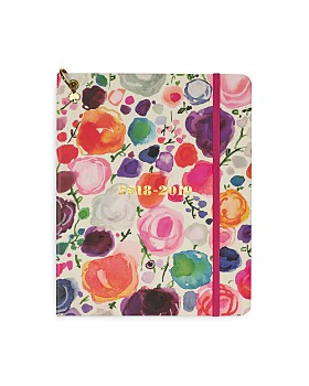 kate spade new york - Large 13-Month Agenda - Floral