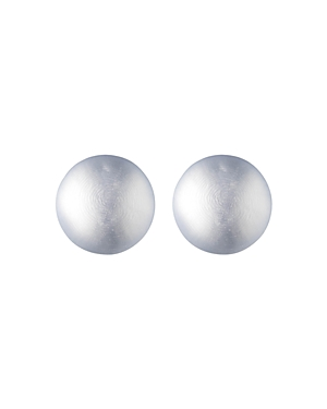 Alexis Bittar Medium Dome Lucite Clip-On Earrings