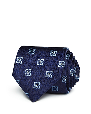 Canali Exploded Medallion Classic Tie