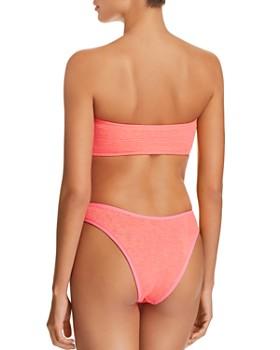 L*Space - Kristen Bandeau Bikini Top & Whiplash Bikini Bottom