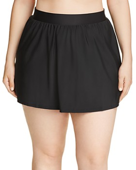 Miraclesuit Plus - Plus Solid Swim Skirt