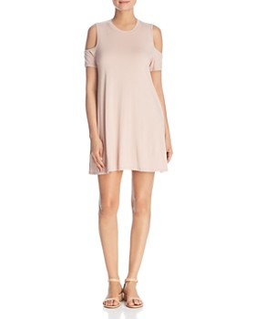Elan - Cold-Shoulder Dress