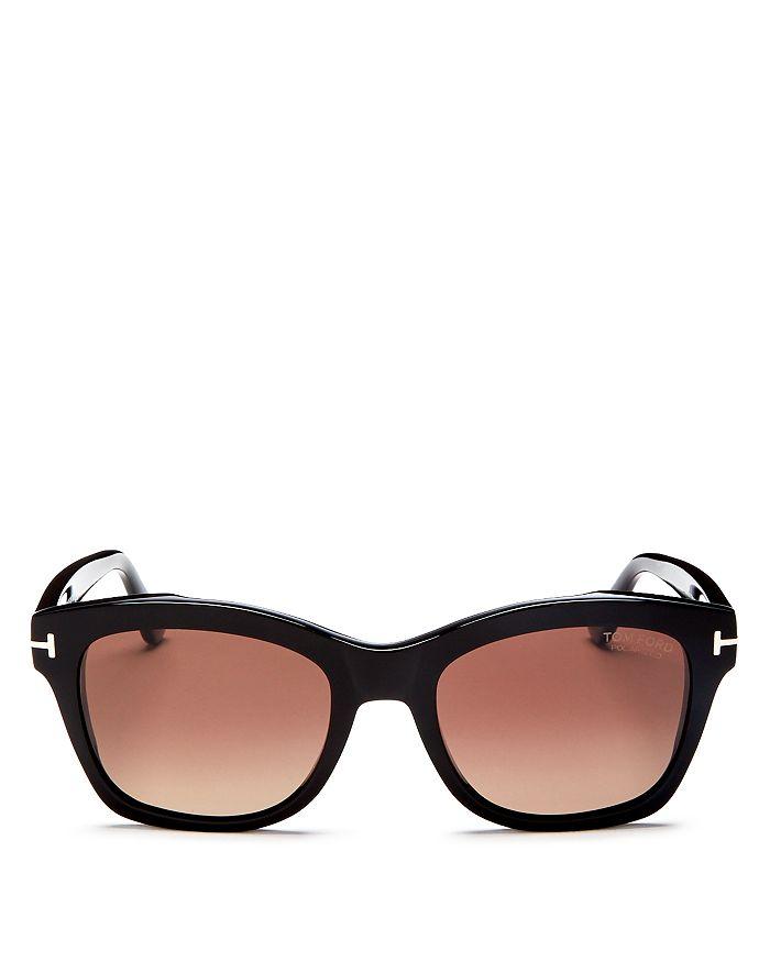 339d8f29915b4 Tom Ford - Women s Lauren Polarized Square Sunglasses