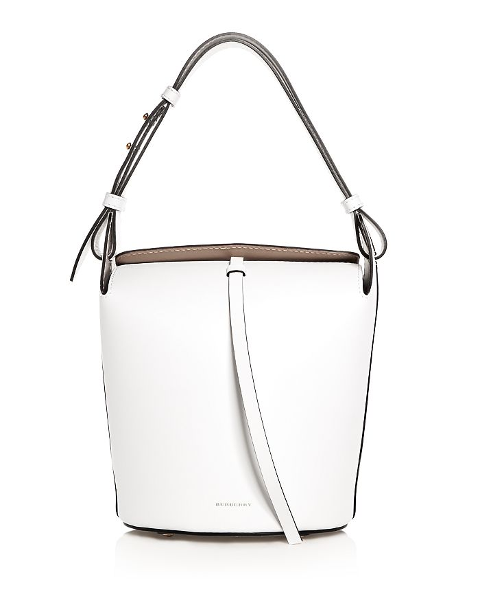 ee35ad140643 Burberry - The Small Leather Bucket Bag