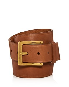 Bryant Park - Leather Jeans Belt