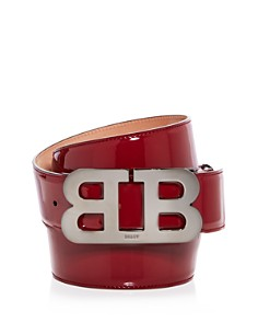 Bally Patent Leather Belt - Bloomingdale's_0