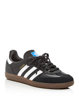 free shipping ee20d 2e095 Adidas - Womens Samba OG Leather  Suede Lace Up Sneakers ...